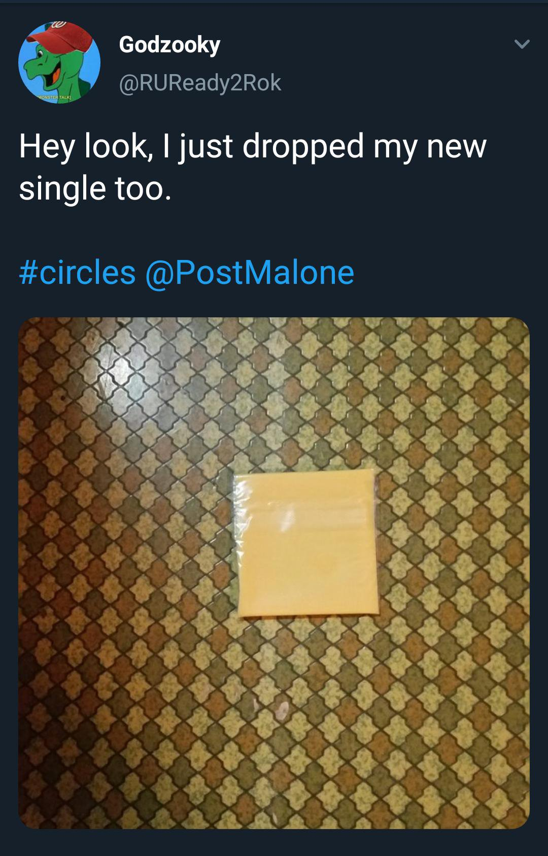 Post-Post Malone Artist, Comedian, Chef Squares, maybe