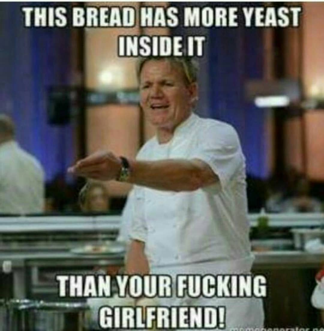 gordonramsay and his iconic puns , who doesnt loves them , Tag someone who doesnt so we can r…