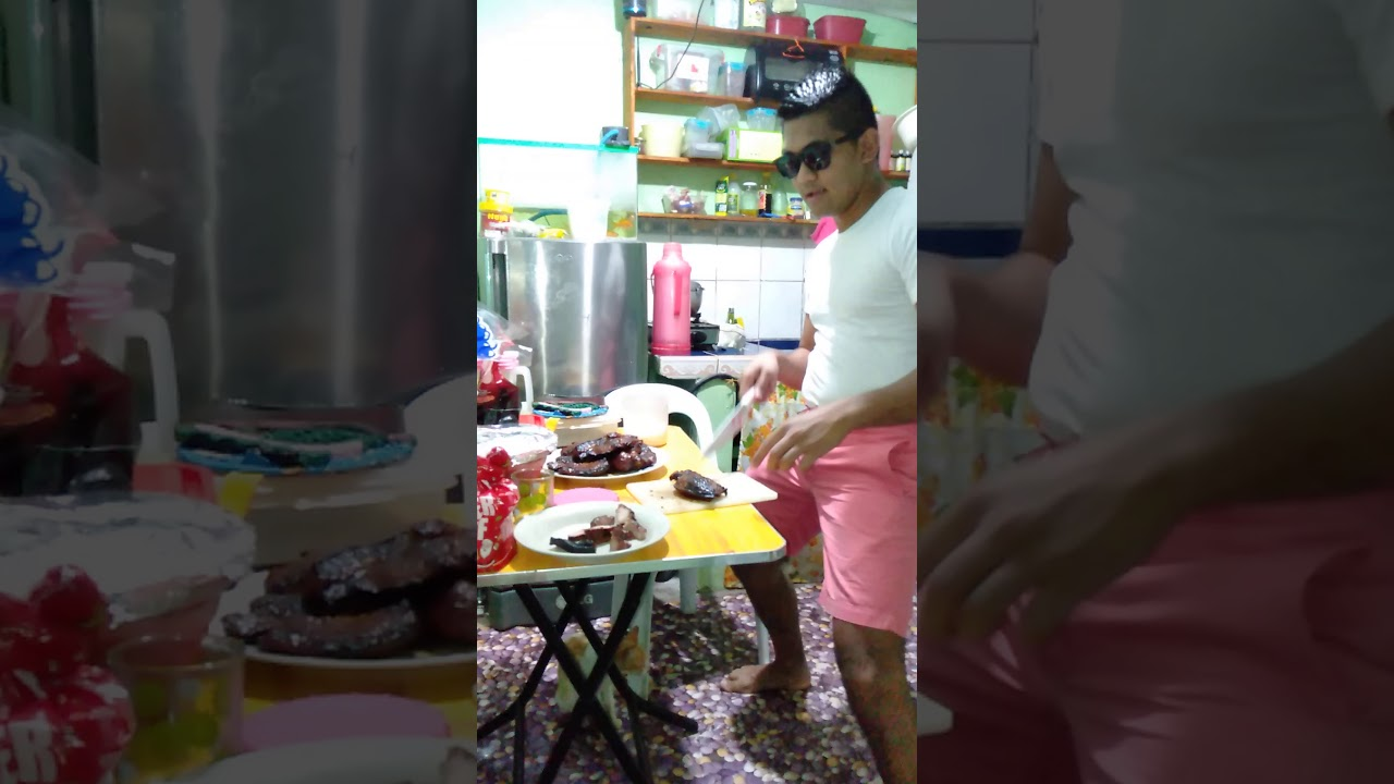 Salt bae in the Philippines