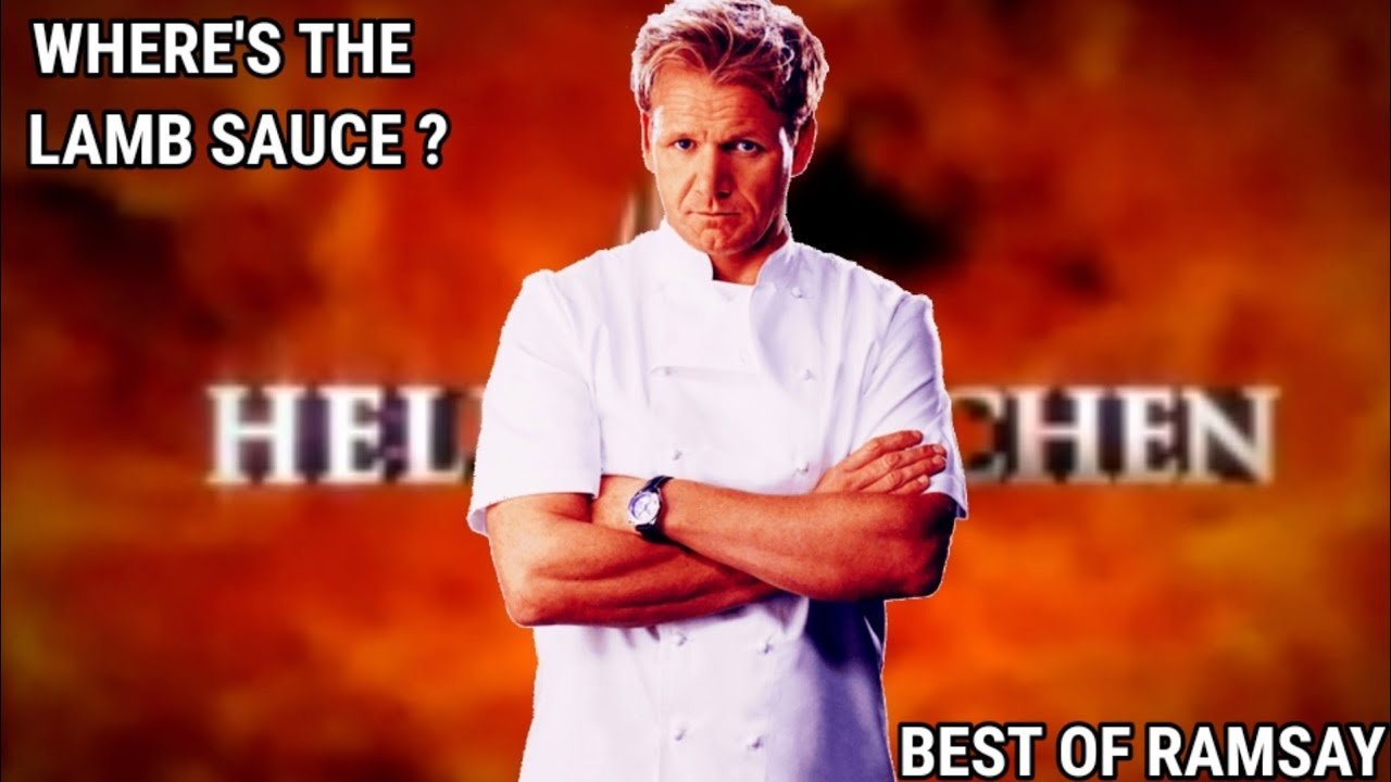 Best of Ramsay Hells kitchen INSULTS
