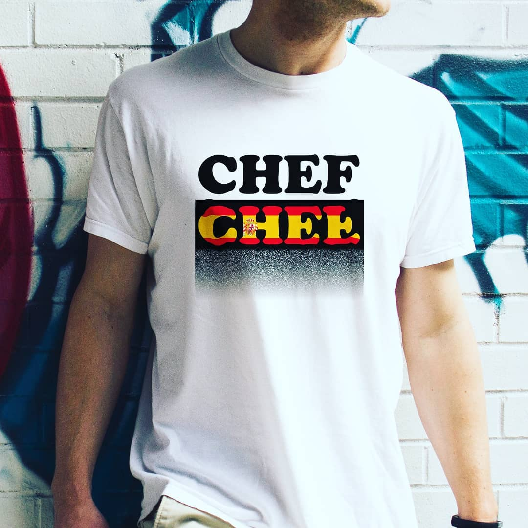 CHEF Tag someone who would love this —–Change your CHEF perspective and add some f…
