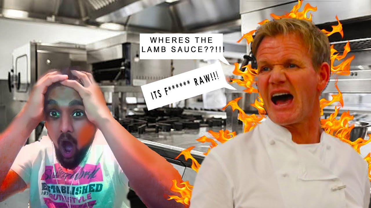 GORDON RAMSAY ULTIMATE TOP 30 INSULTS REACTION