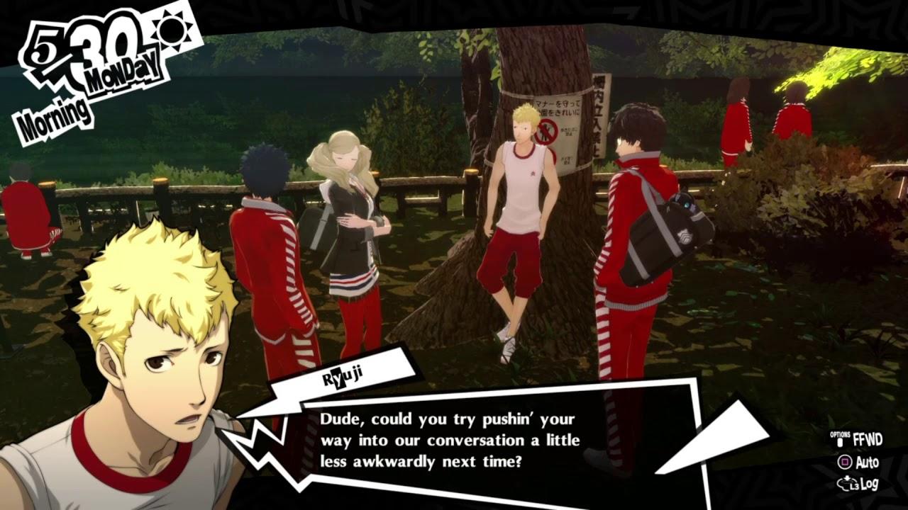 Dr. Maruki is Salt Bae – Persona 5 Royal