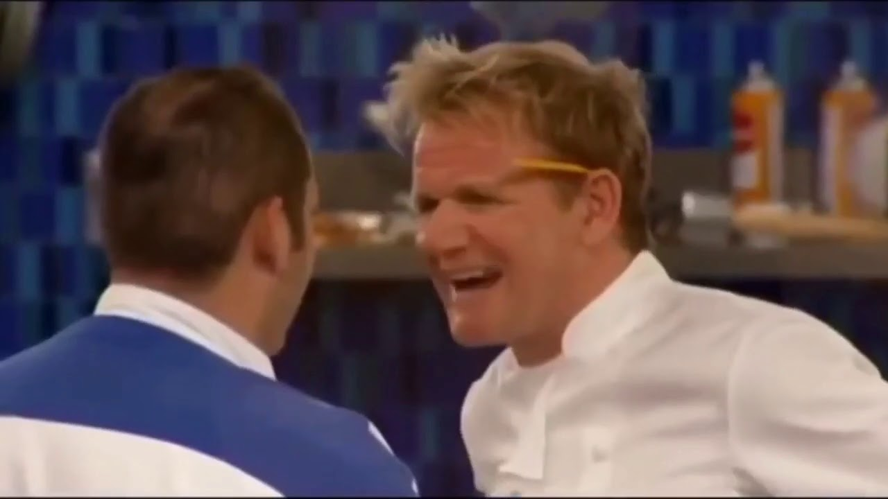 Golden Ramsay best insult prat 2