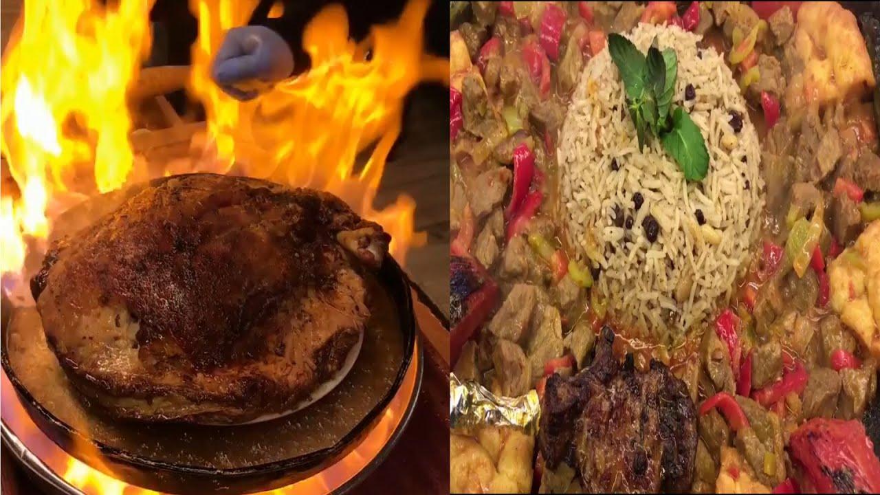 Worlds Best Amazing Chef Salt Bae Food 2020