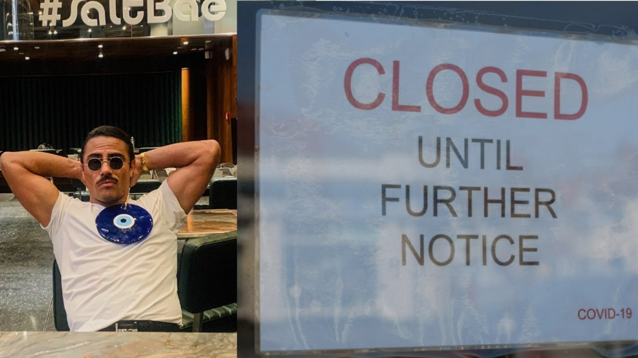 Salt Bae Restaurant Gets Closed Due To Viral Video Of Girl Twerking s