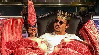 Salt Bae The Meat King Live