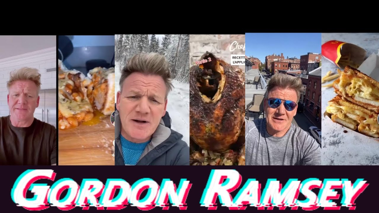 Gordon Ramsay Tik Tok Compilation – December 2020