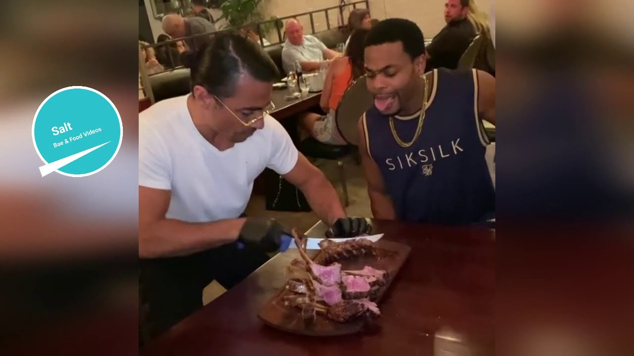 People reacting crazy after tasting Salt Bae-s – Nusret Food