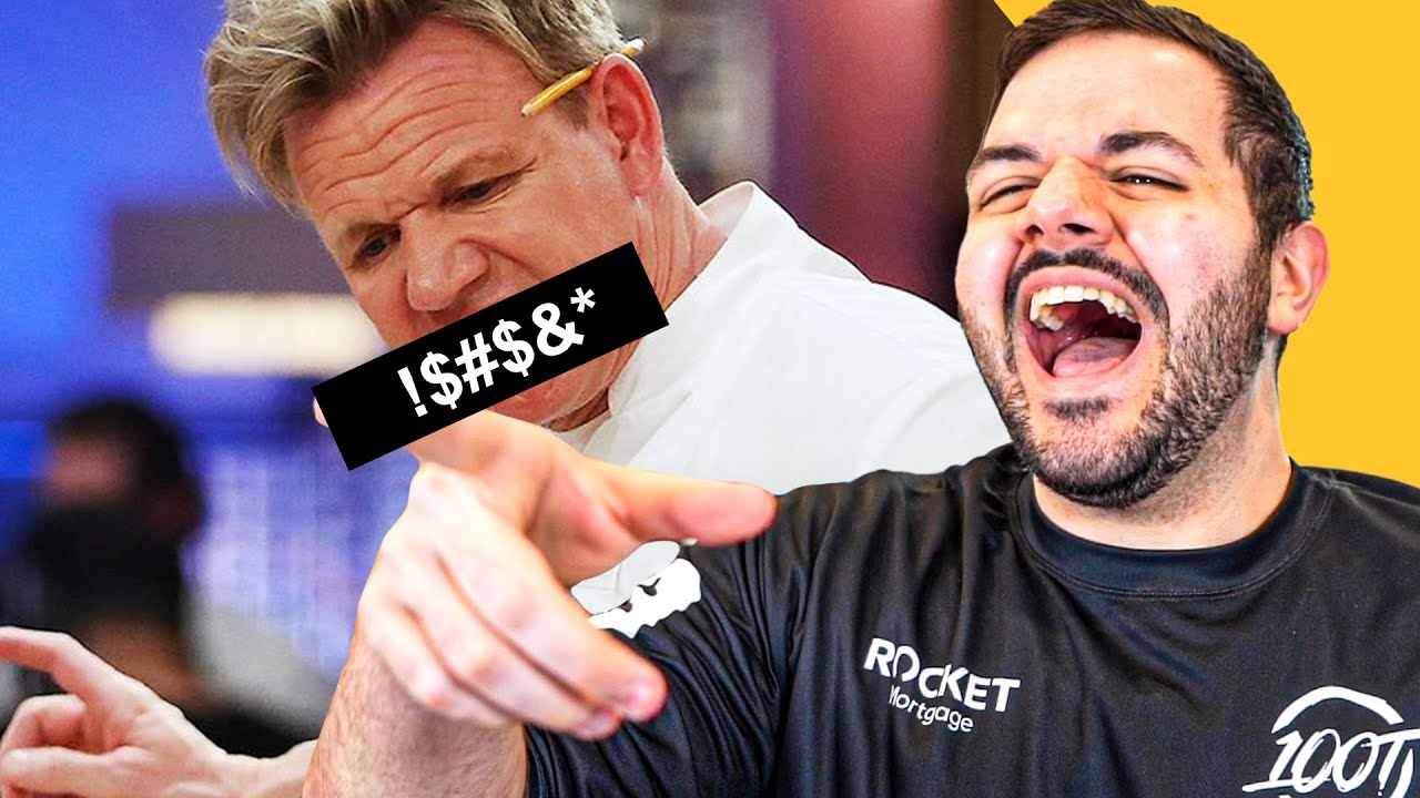 GORDON RAMSAY39S BEST EVER INSULTS