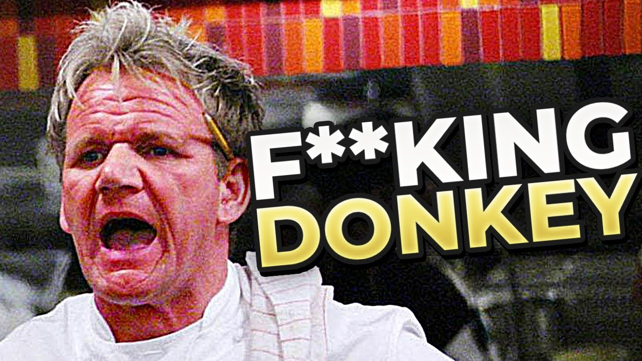 Gordon Ramsay BEST INSULTS Funny Compilation