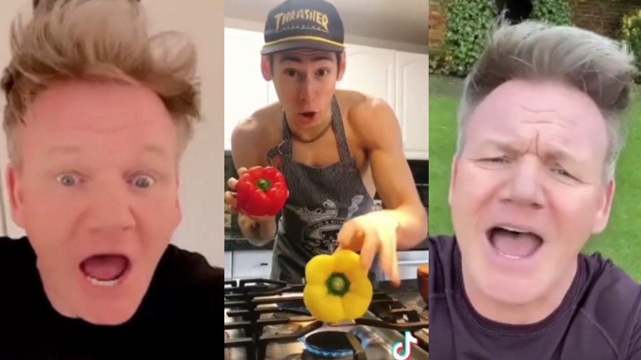Gordon Ramsay ROASTS Tik Toks Chefs